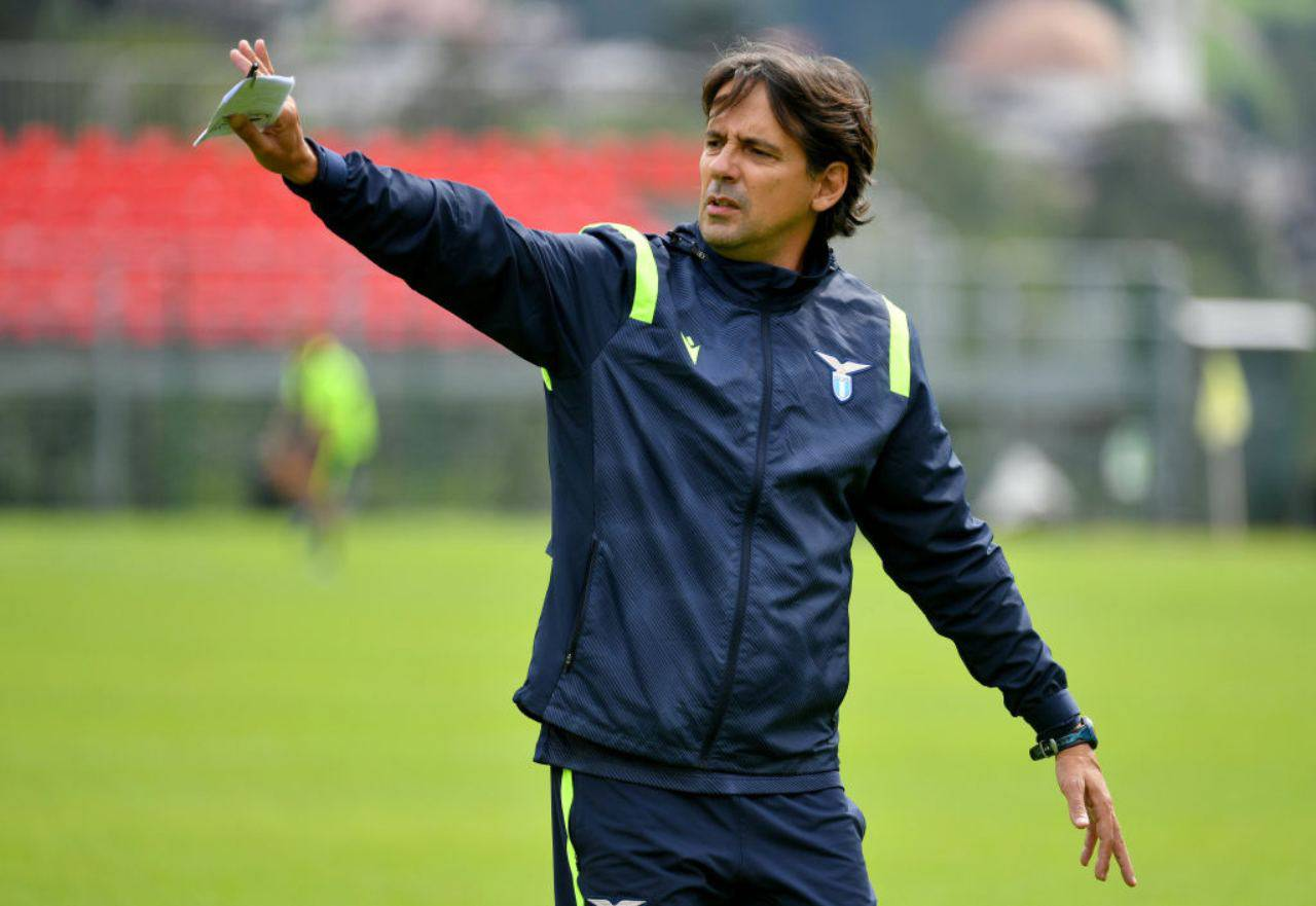 Simone Inzaghi, è pronto per l'inizio della nuova Serie A 2020-21 (Getty Images)
