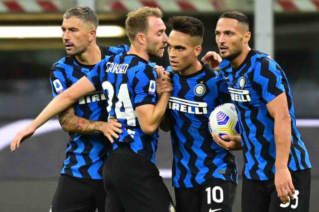 L'Inter vince in extremis a San Siro (Getty Images)