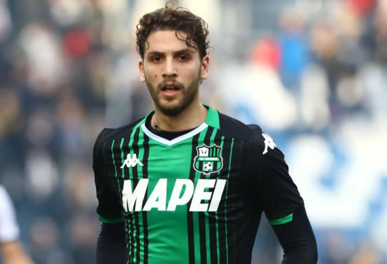 Juventus su Locatelli, novità sulla trattativa (Getty Images)