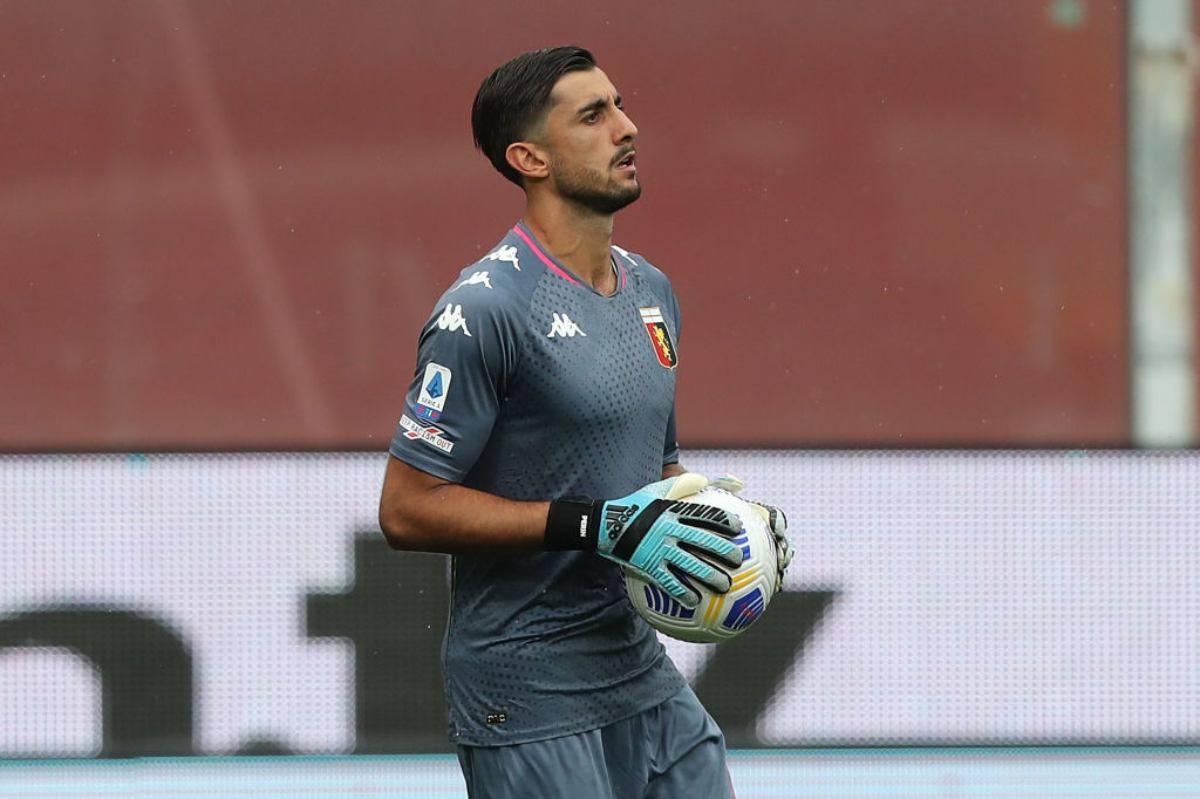 Mattia Perin critico per il trattamento ricevuto dal Genoa (Getty Images)