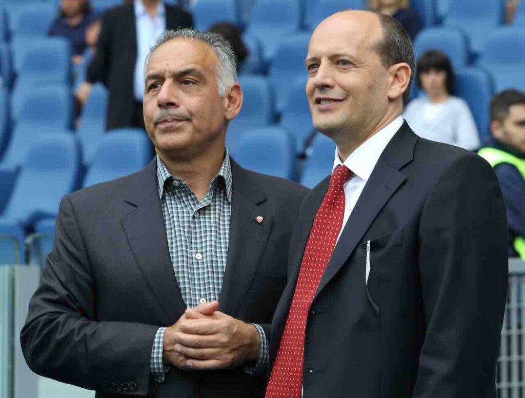 Mauro Baldissoni rescinde il contratto con la Roma (Getty Images)