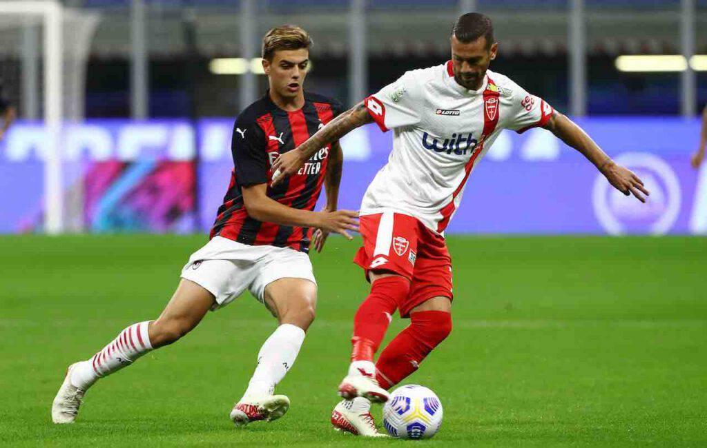 Milan-Monza, la sintesi del match (Getty Images)