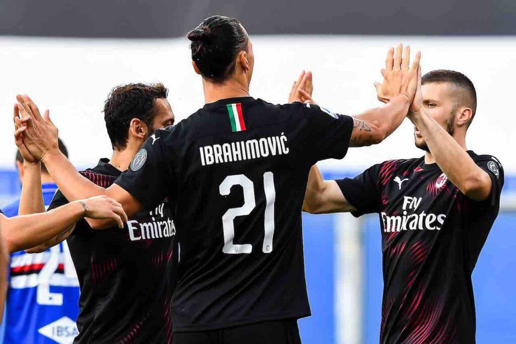 Milan, Rebic è tutto rossonero: l'annuncio del club (Getty Images)