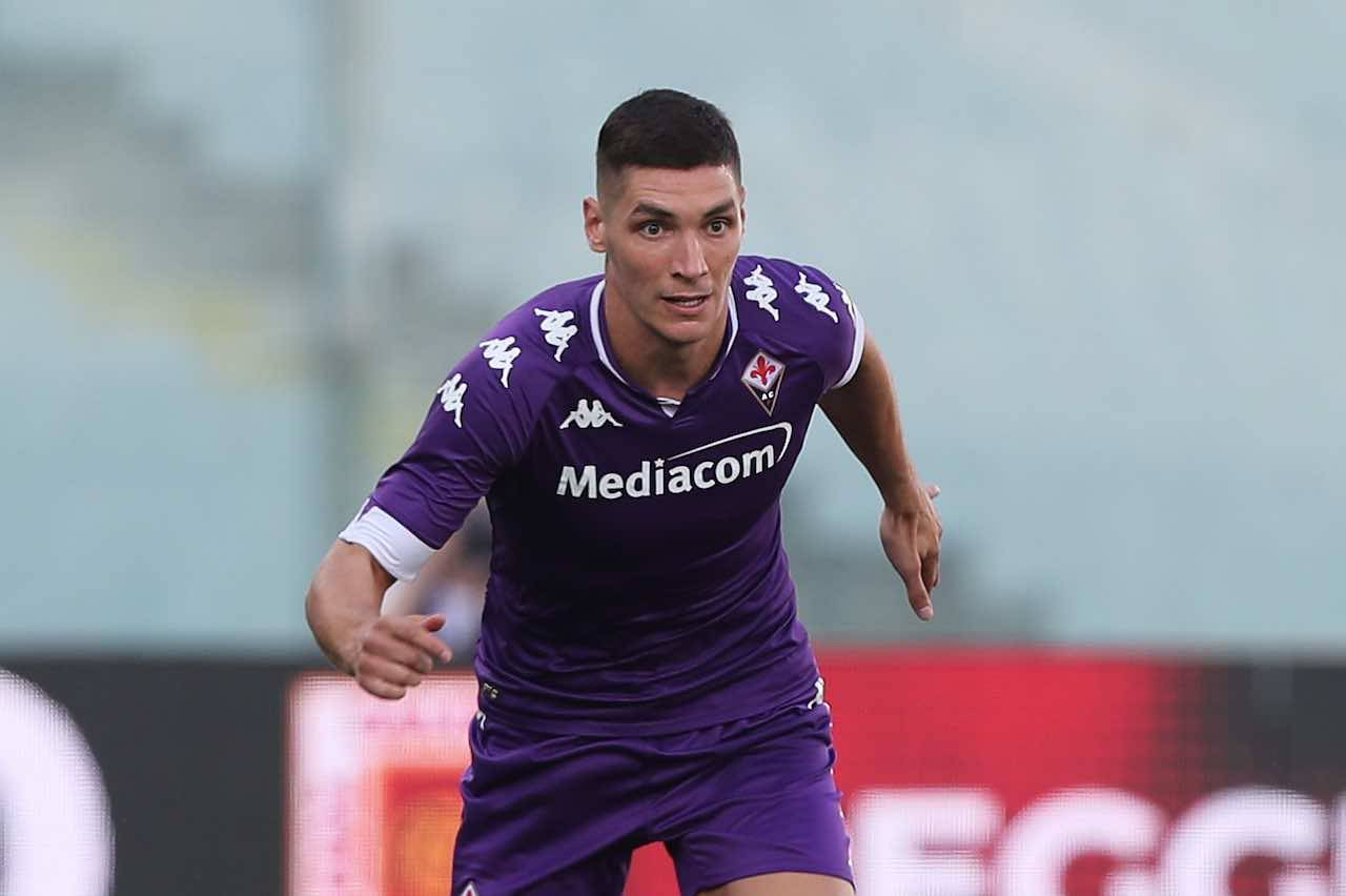 Milenkovic, Milan ancora in pole (Getty Images)
