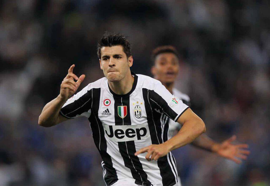 Morata ritrova la Juventus (Getty Images)