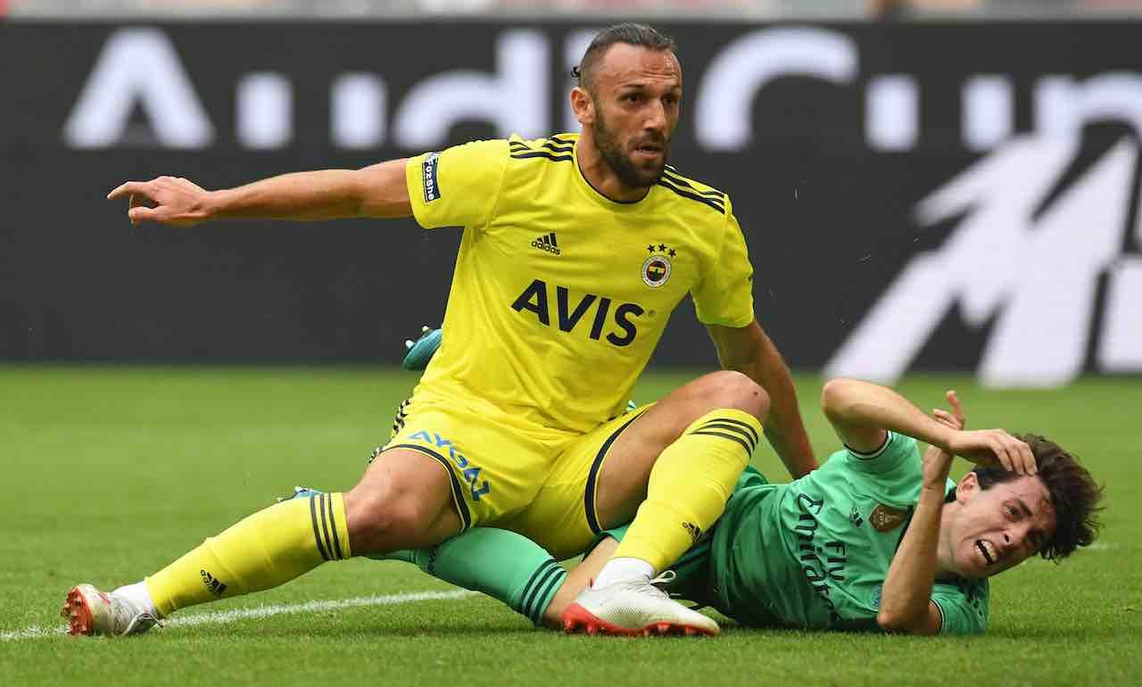 Muriqi alla Lazio, accordo con il Fenerbahçe (Getty Images)