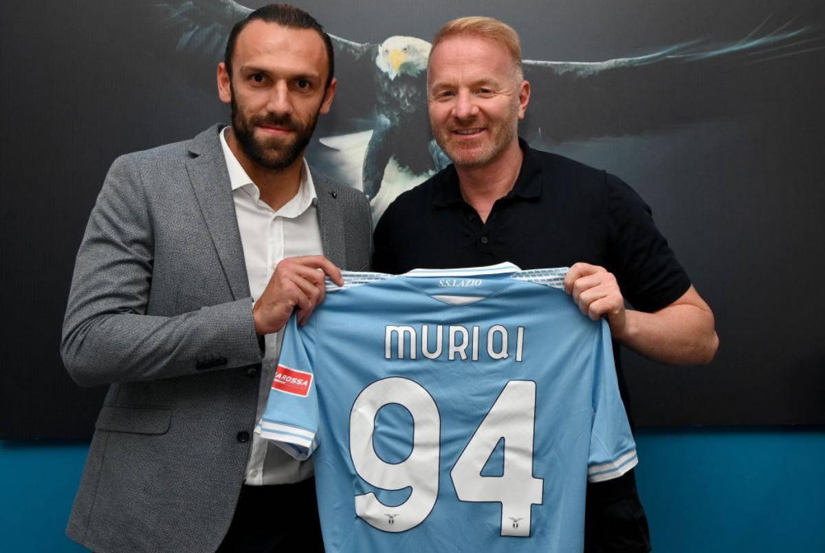 Muriqi Lazio