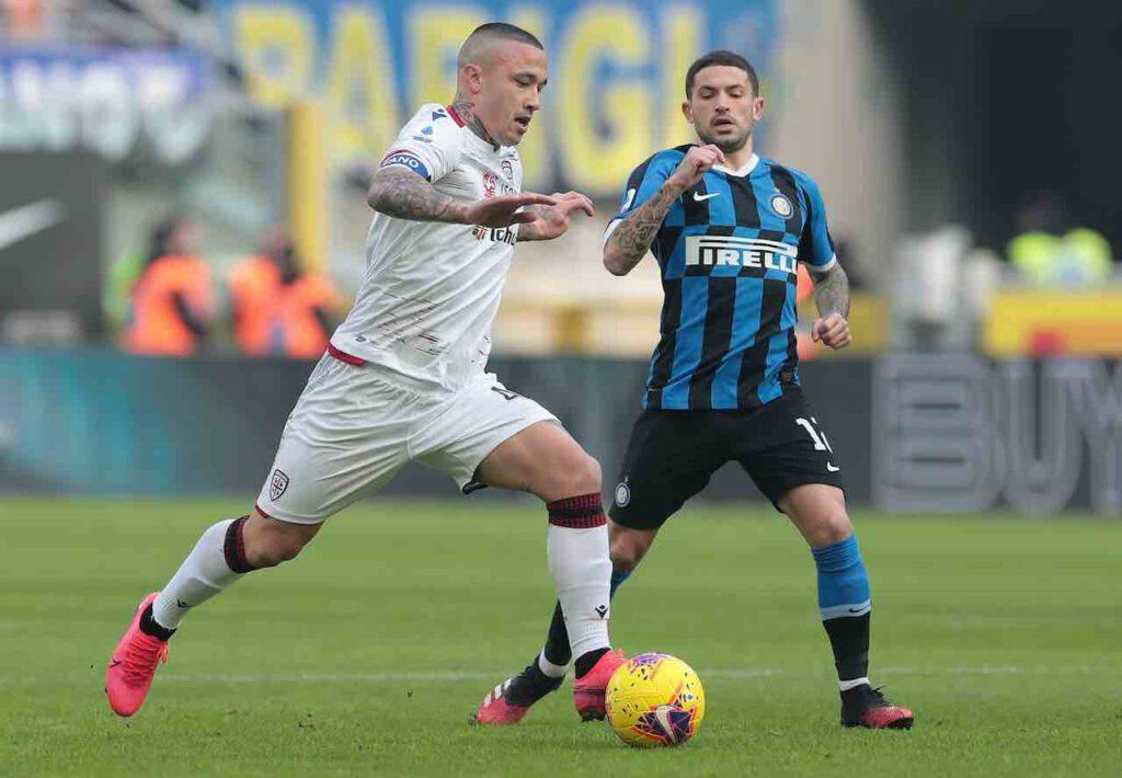 Nainggolan, il Cagliari prova ancora a trattare con l'Inter (Getty Images)