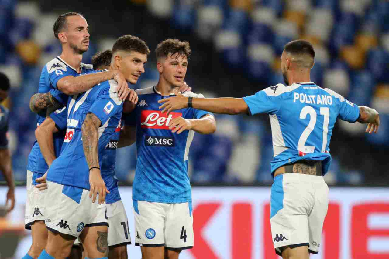Sporting Lisbona-Napoli, dove vederla in streaming (Getty Images)