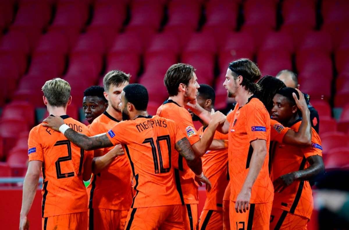 Olanda-Italia, i precedenti dell'incontro (Getty Images)