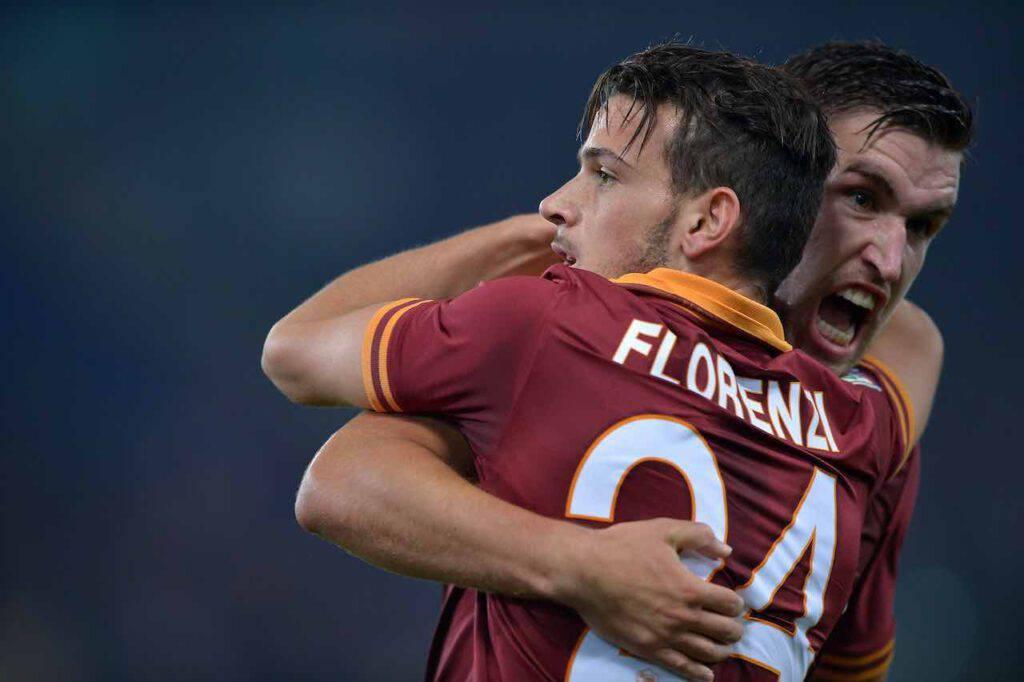 PSG, Florenzi sfida l'amico Strootman nel derby di Francia (Getty Images)