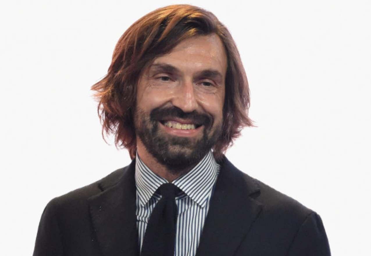 Pirlo parla al termine di Juventus-Novara (Getty Images)