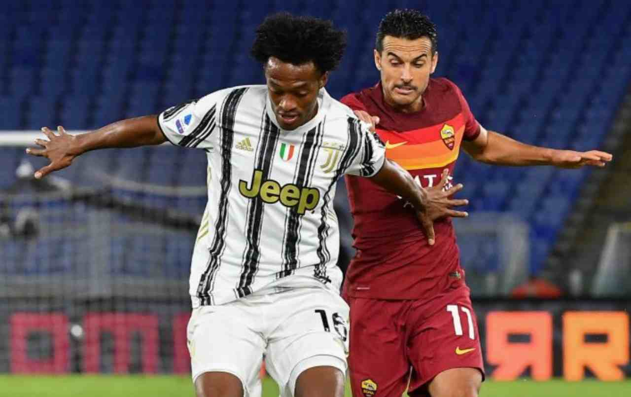 LIVE Roma-Juventus (Getty Images)