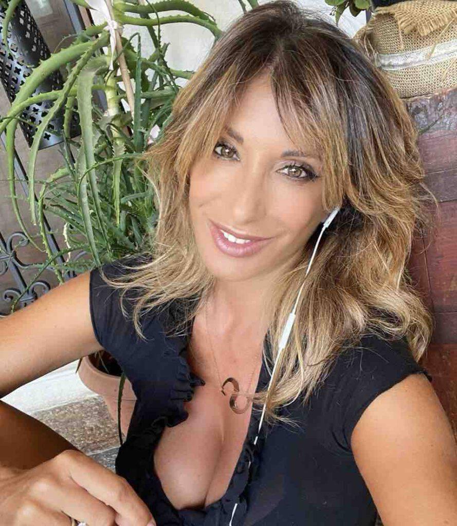Sabrina Salerno, che fascino in intimo (Instagram)