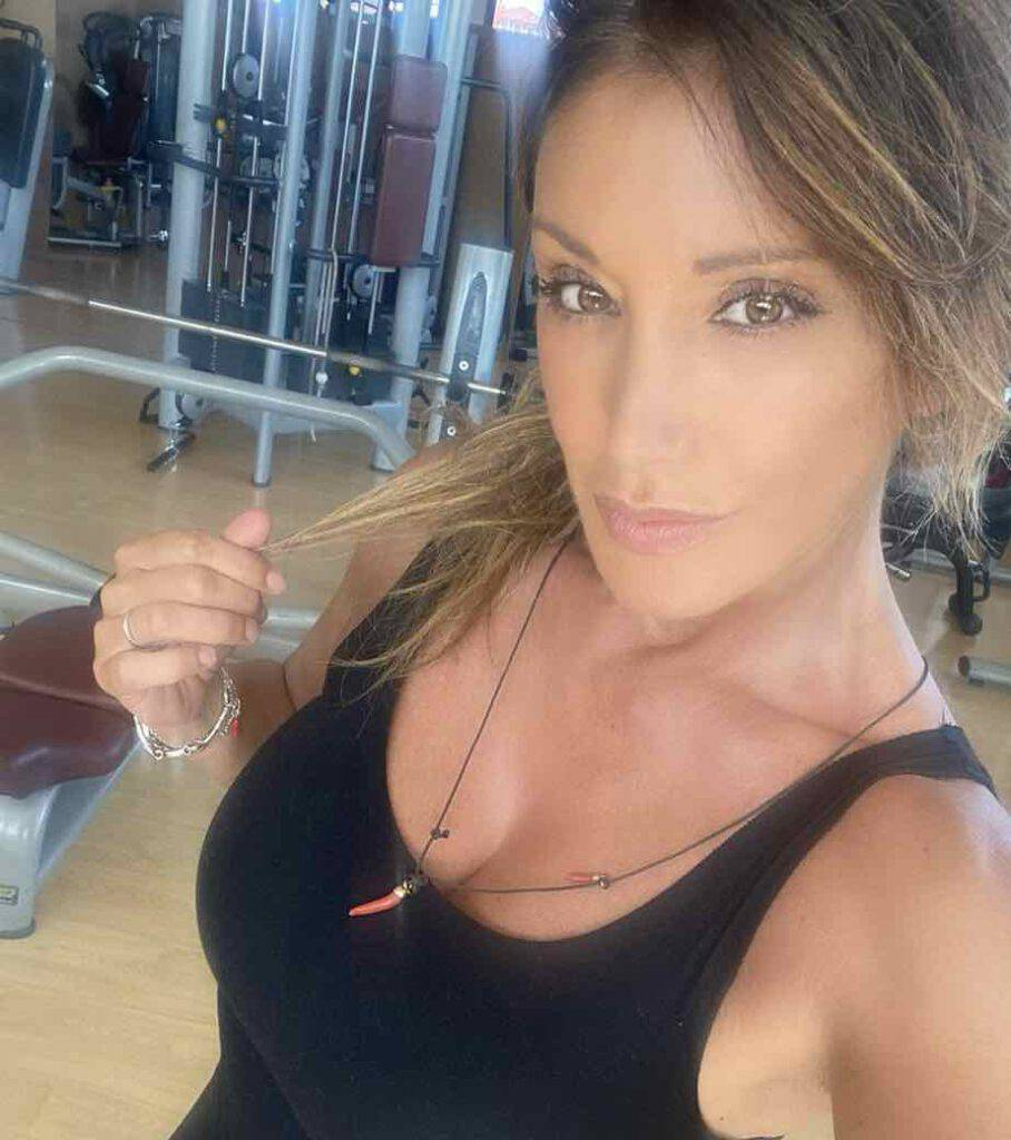 Sabrina Salerno, sensuale scatto social per i fan (Instagram)
