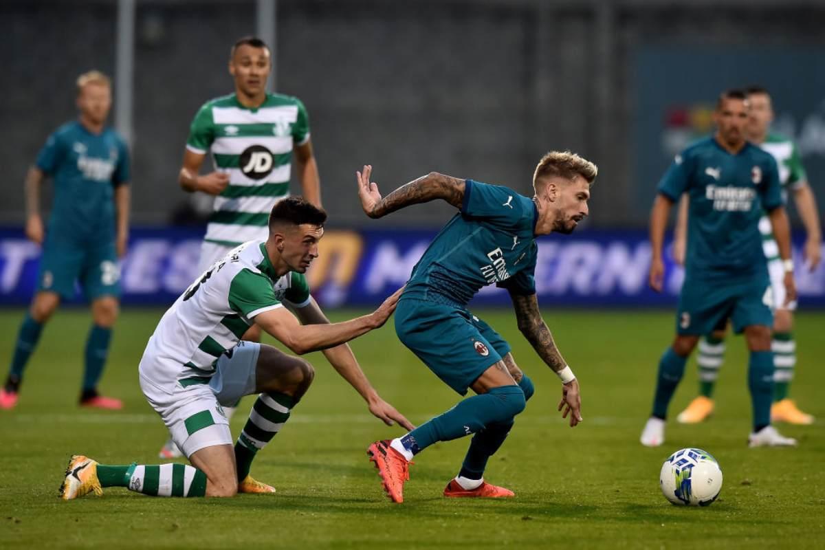 Shamrock Rovers-Milan Highlights