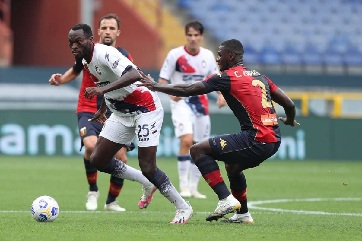 Genoa-Crotone Highlights