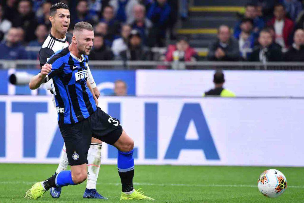 Skriniar, il Tottenham incontra l'Inter: c'è una prima offerta (Getty Images)