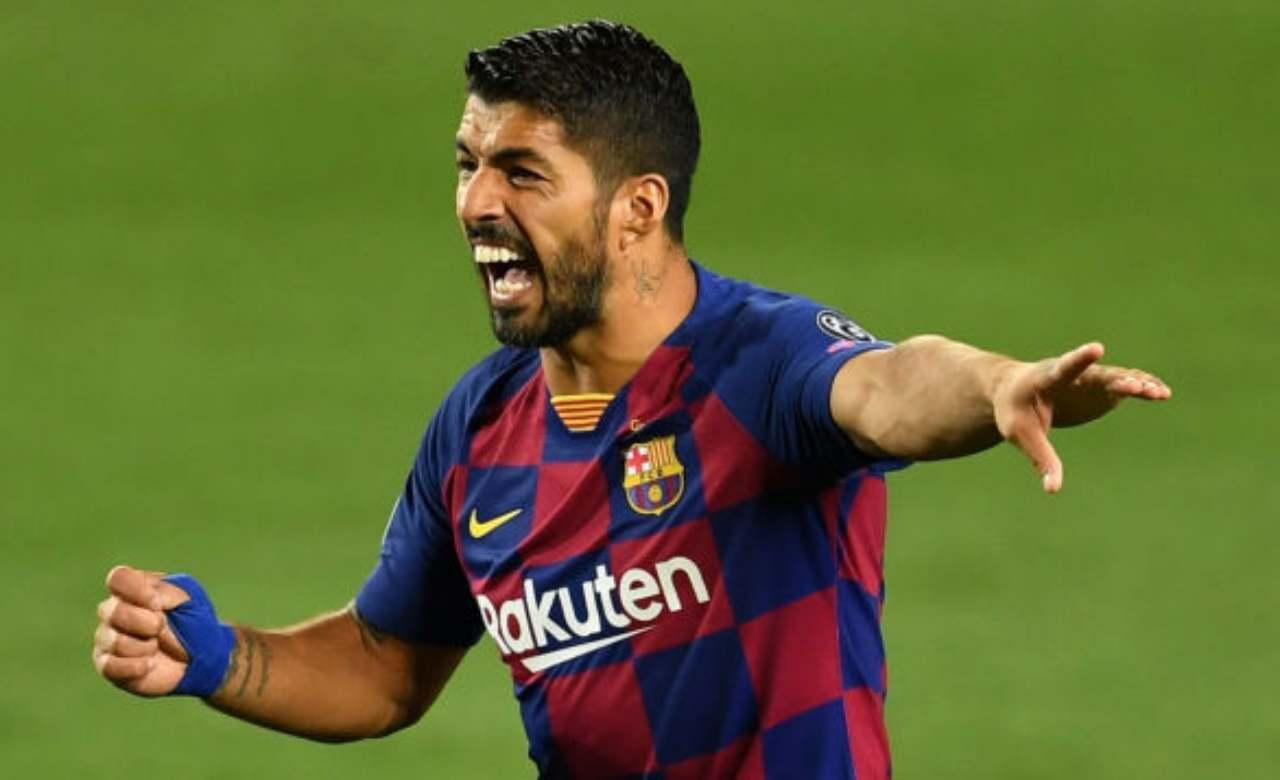 Suarez alla Juventus, novità per il passaporto (Getty Images)