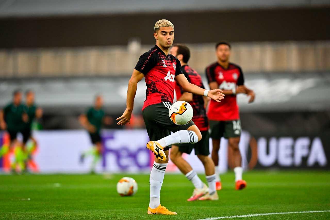 Lazio, il ruolo e le caratteristiche di Andreas Pereira