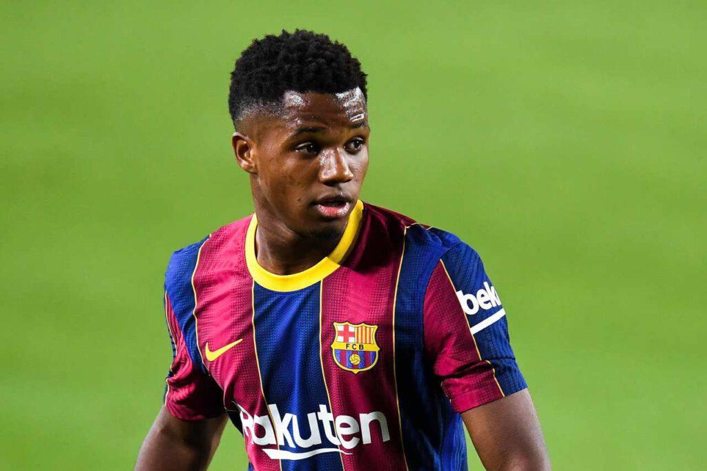 Barcellona, Ansu Fati fa due gol ma non è Uomo Partita: la strana motivazione