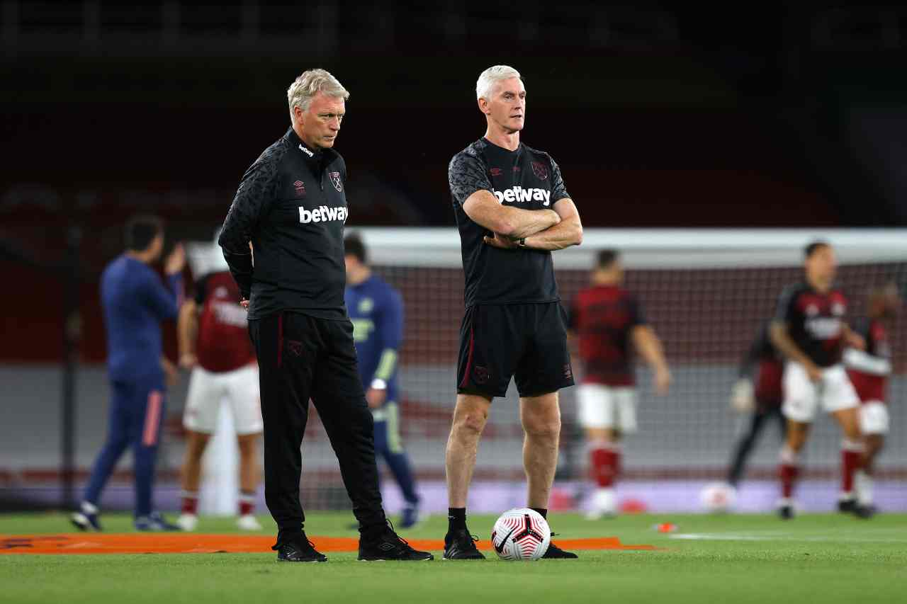 """West Ham, Irvine: """"Deciderà tutto Moyes"""""""