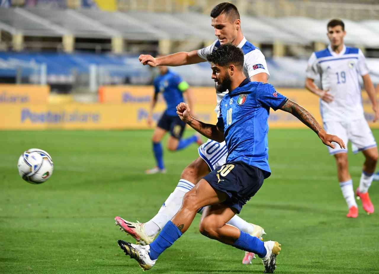 Bosnia-Italia, i precedenti della sfida (Getty Images)