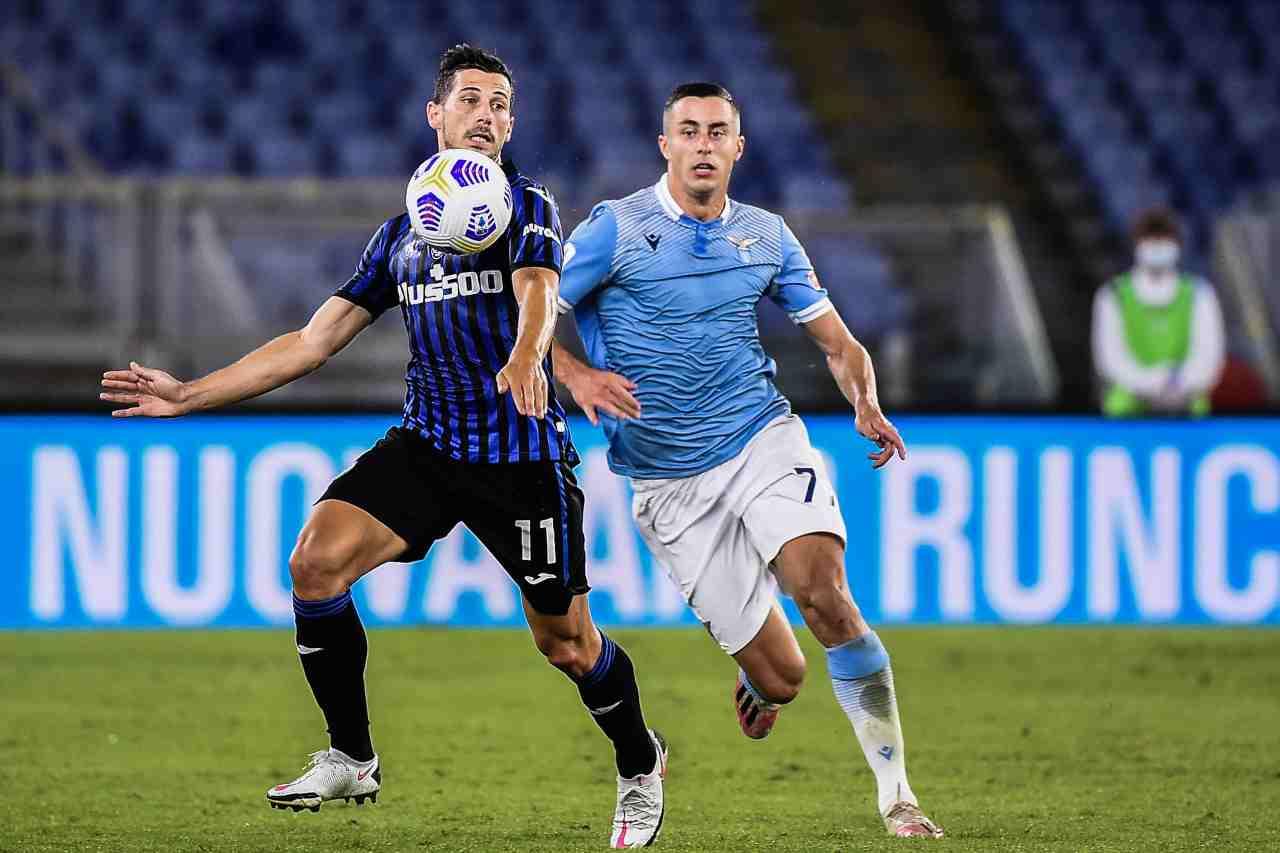 Lazio-Atalanta, la sintesi del recupero di Serie A