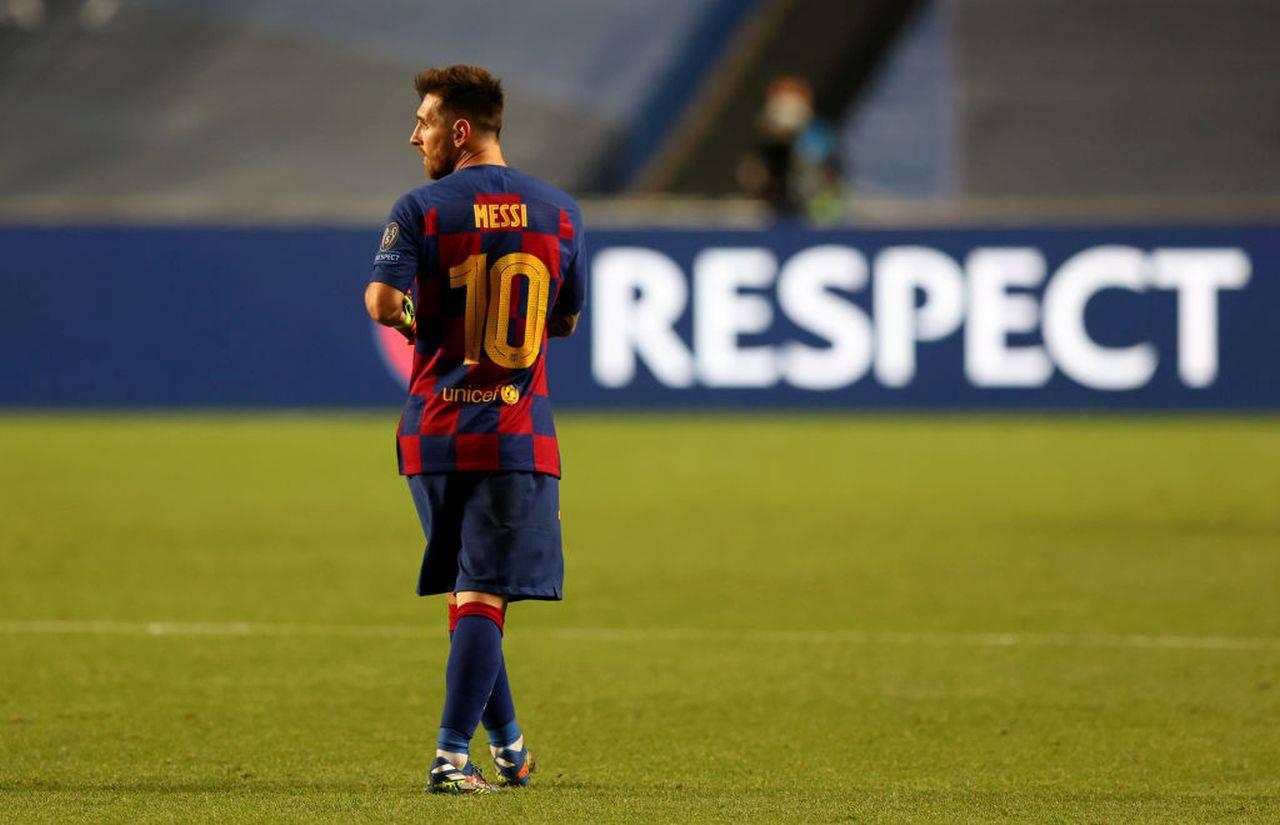Messi inserito nella classifica di Forbes (Getty Images)