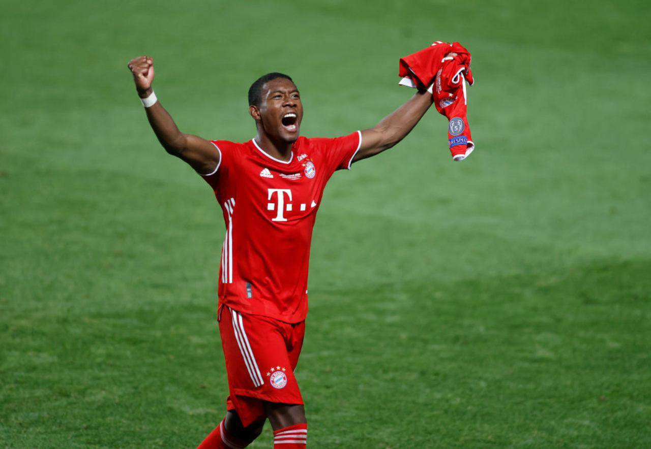 David Alaba (Getty Images)
