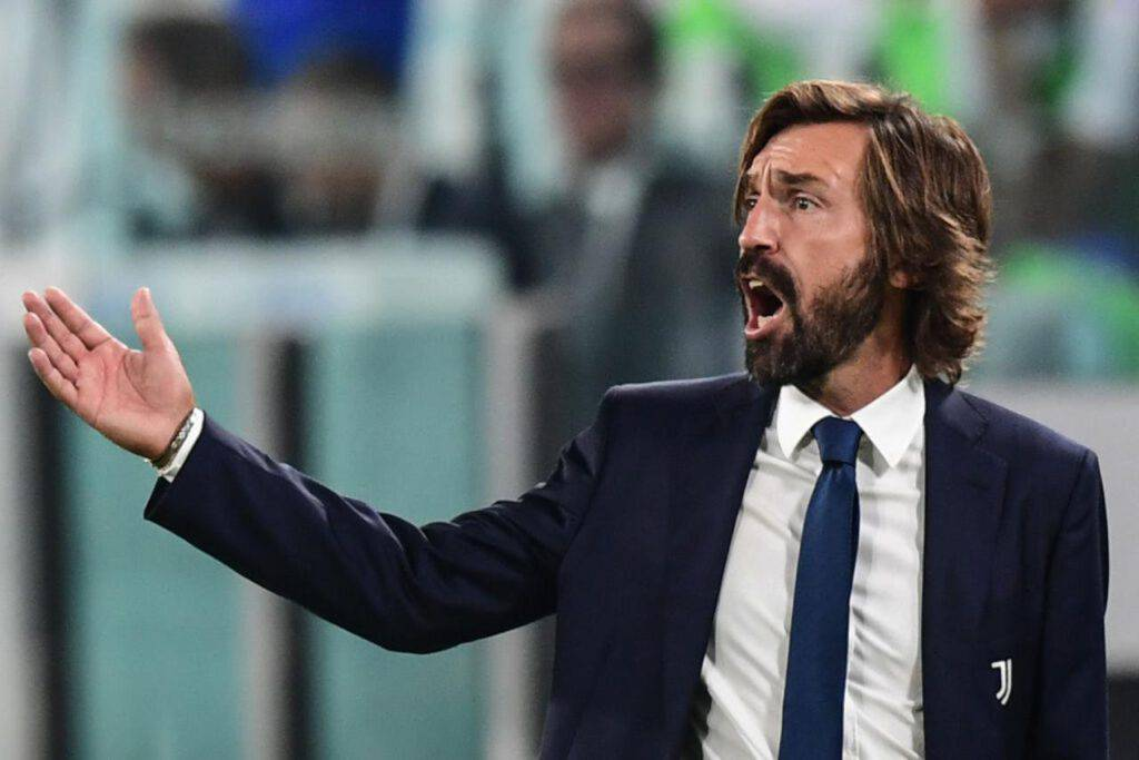Andrea Pirlo dopo Crotone-Juventus (Getty Images)