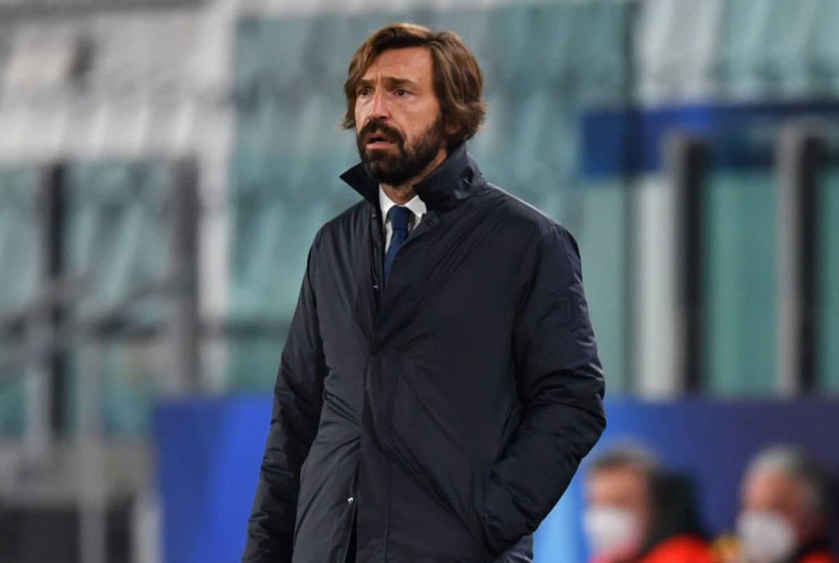 Pirlo Juventus Barcellona