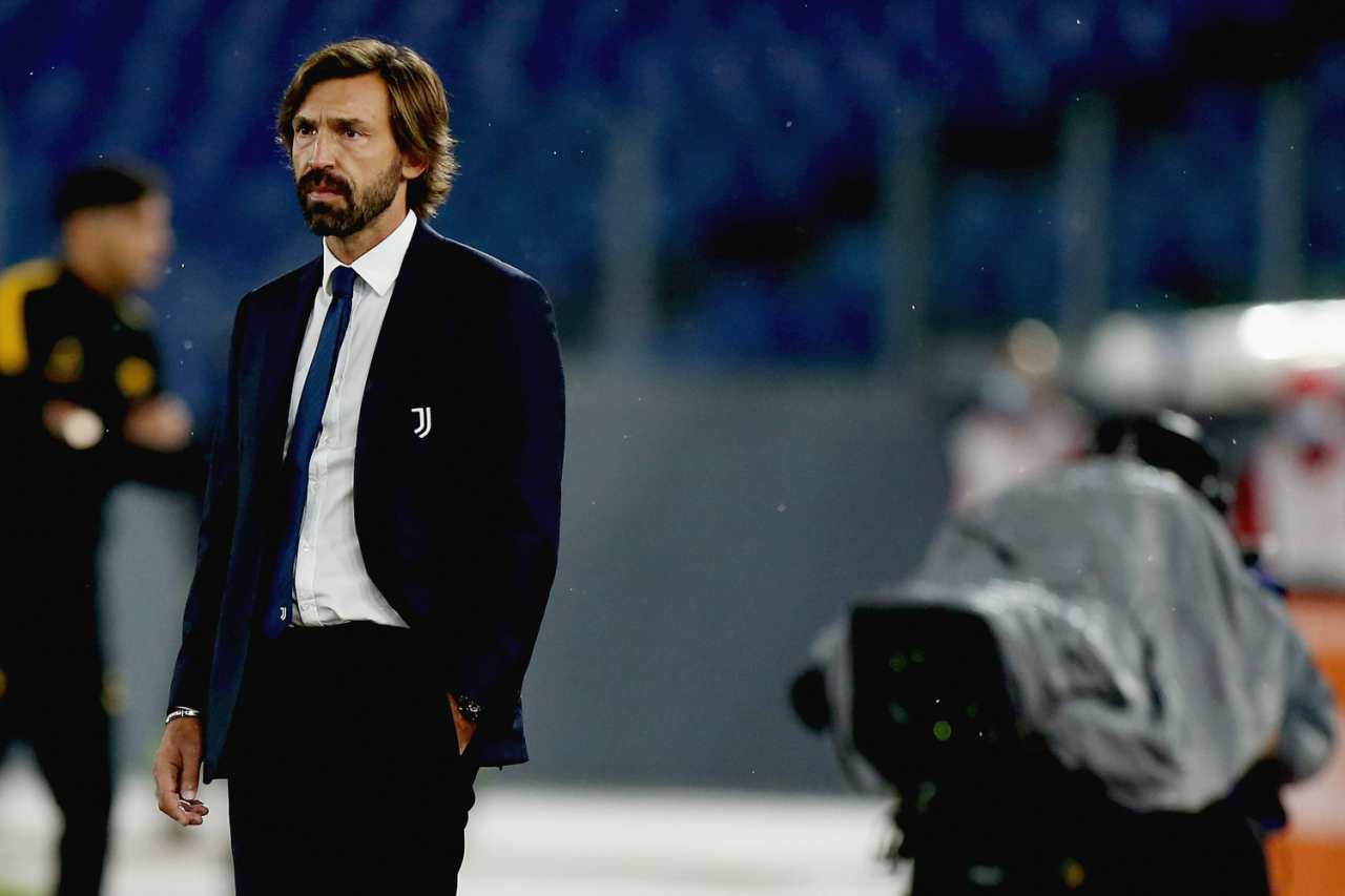 Juve, Pirlo in conferenza stampa: