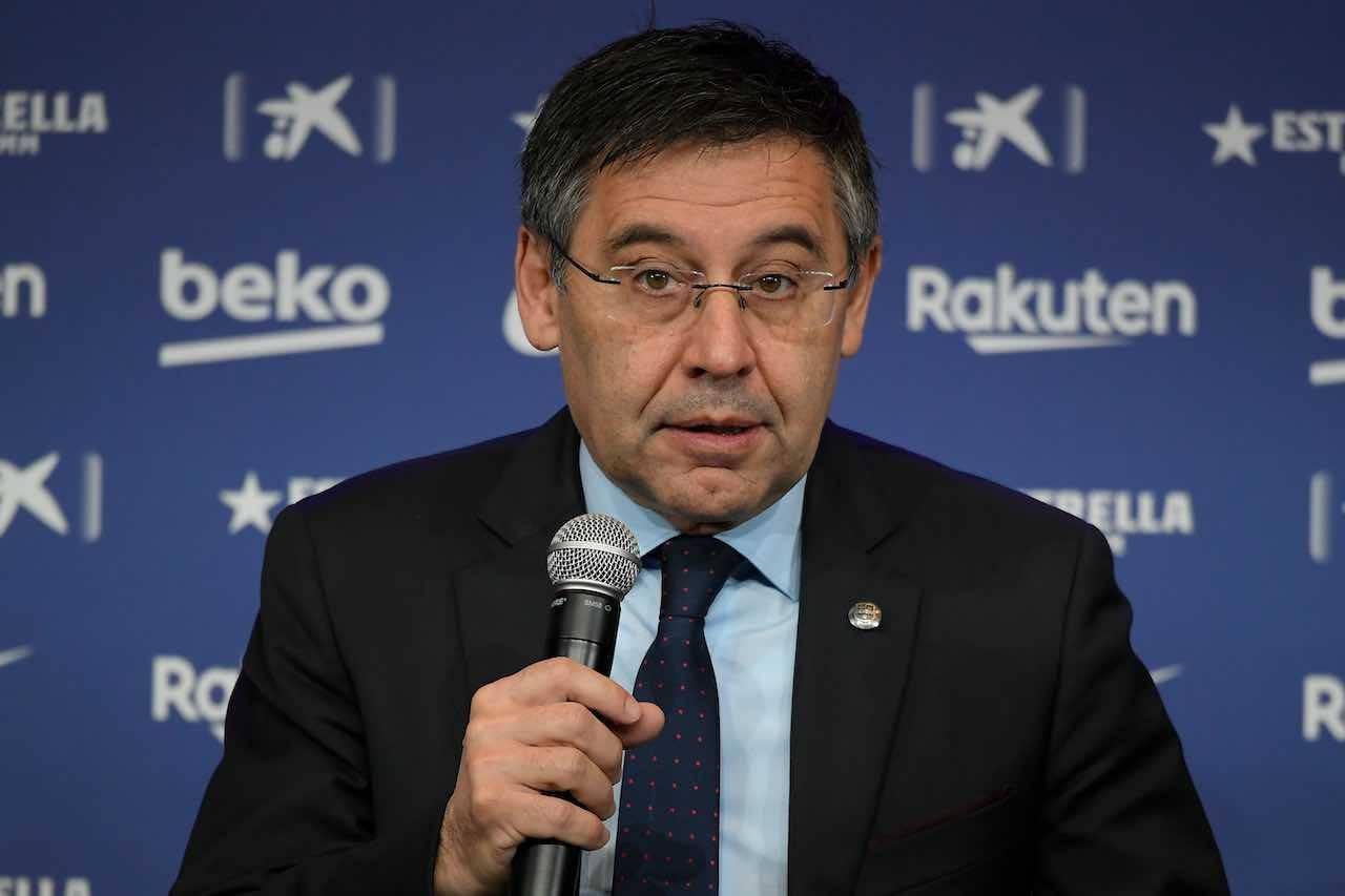 Barcellona, Bartomeu ha rassegnato le dimissioni (Getty Images)