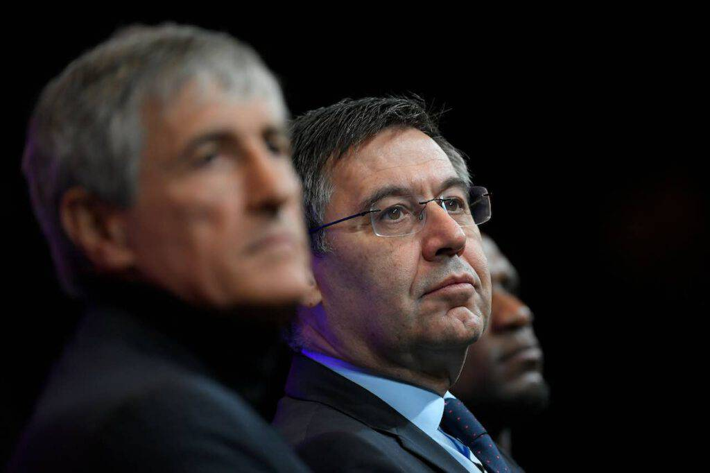 Barcellona, Bartomeu rassegna le dimissioni da Presidente (Getty Images)