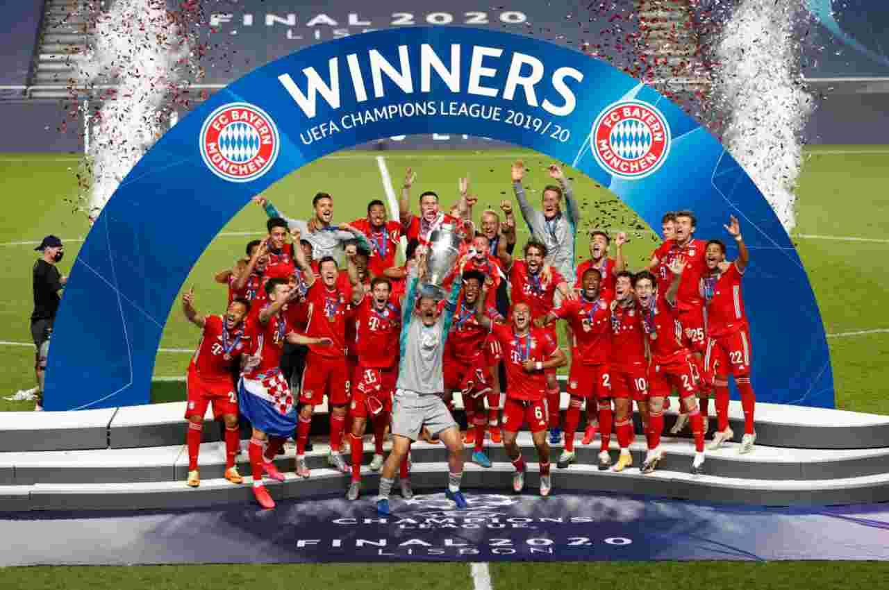 LIVE sorteggio gironi Champions League (Getty Images)