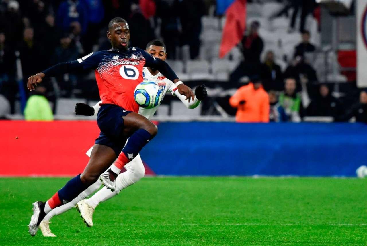 Boubakary Soumarè, è derby tra Inter e Milan (Getty Images)