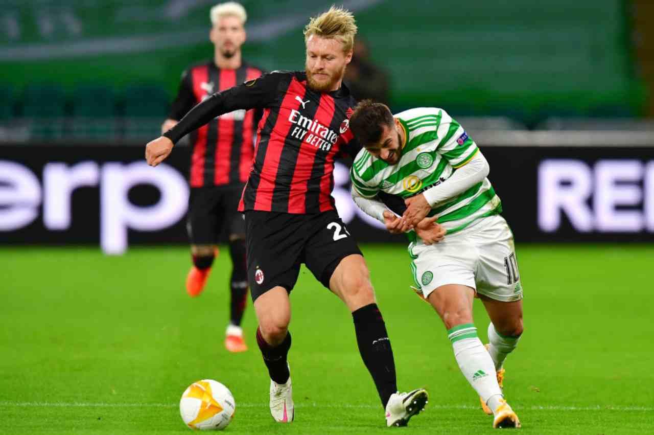 Milan-Celtic, i precedenti della gara (Getty Images)