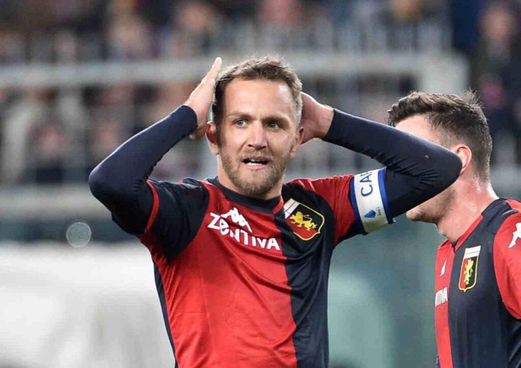 Genoa, anche Criscito colpito dal Covid (Getty Images)