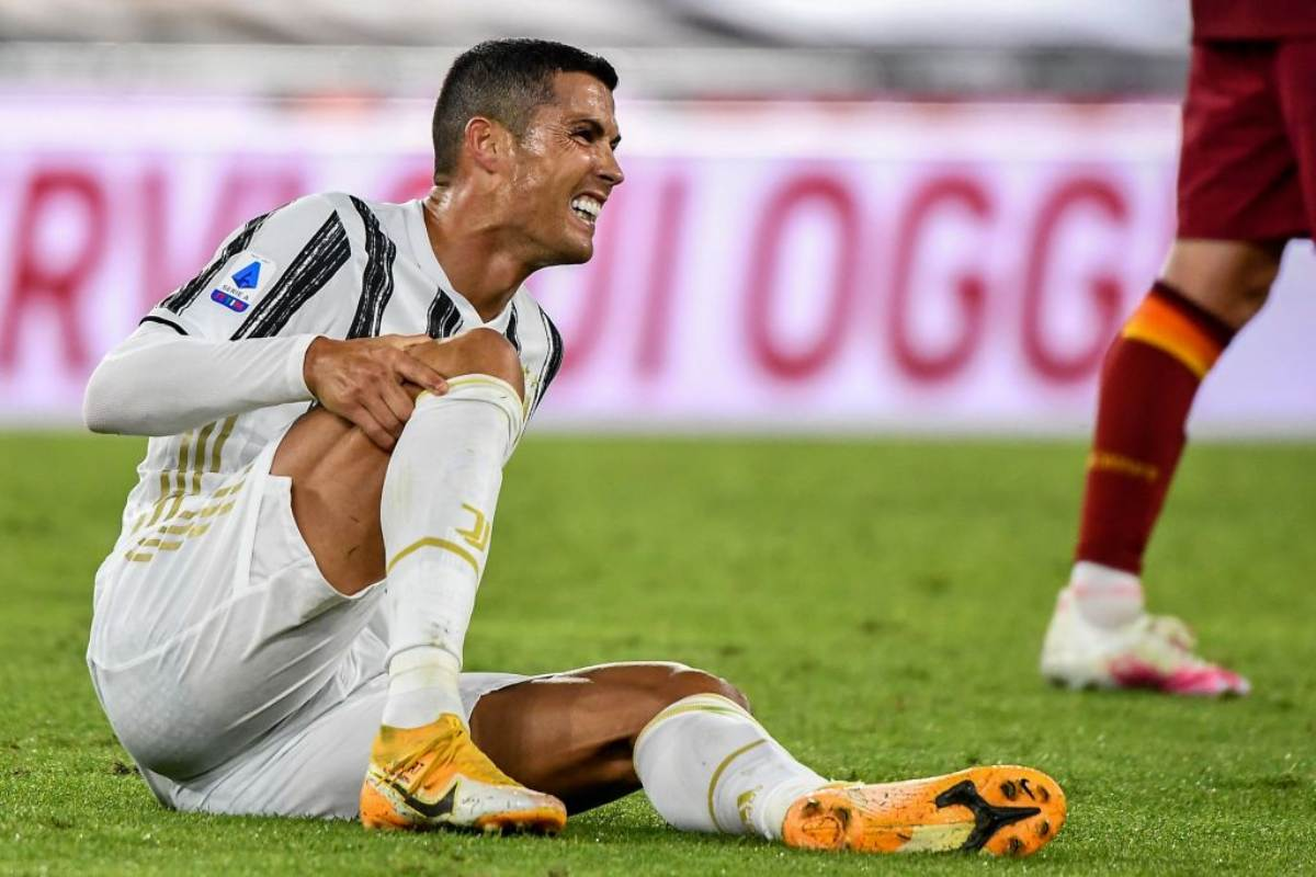 Cristiano Ronaldo Spartak Mosca