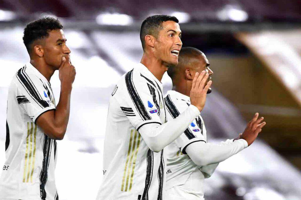 Cristiano Ronaldo resta positivo al Covid, l'esito del tampone (Getty Images)