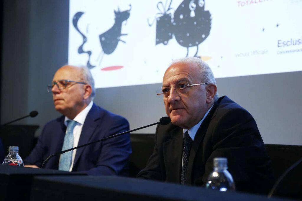 De Luca, il commento alla sentenza su Juventus-Napoli (Getty Images)