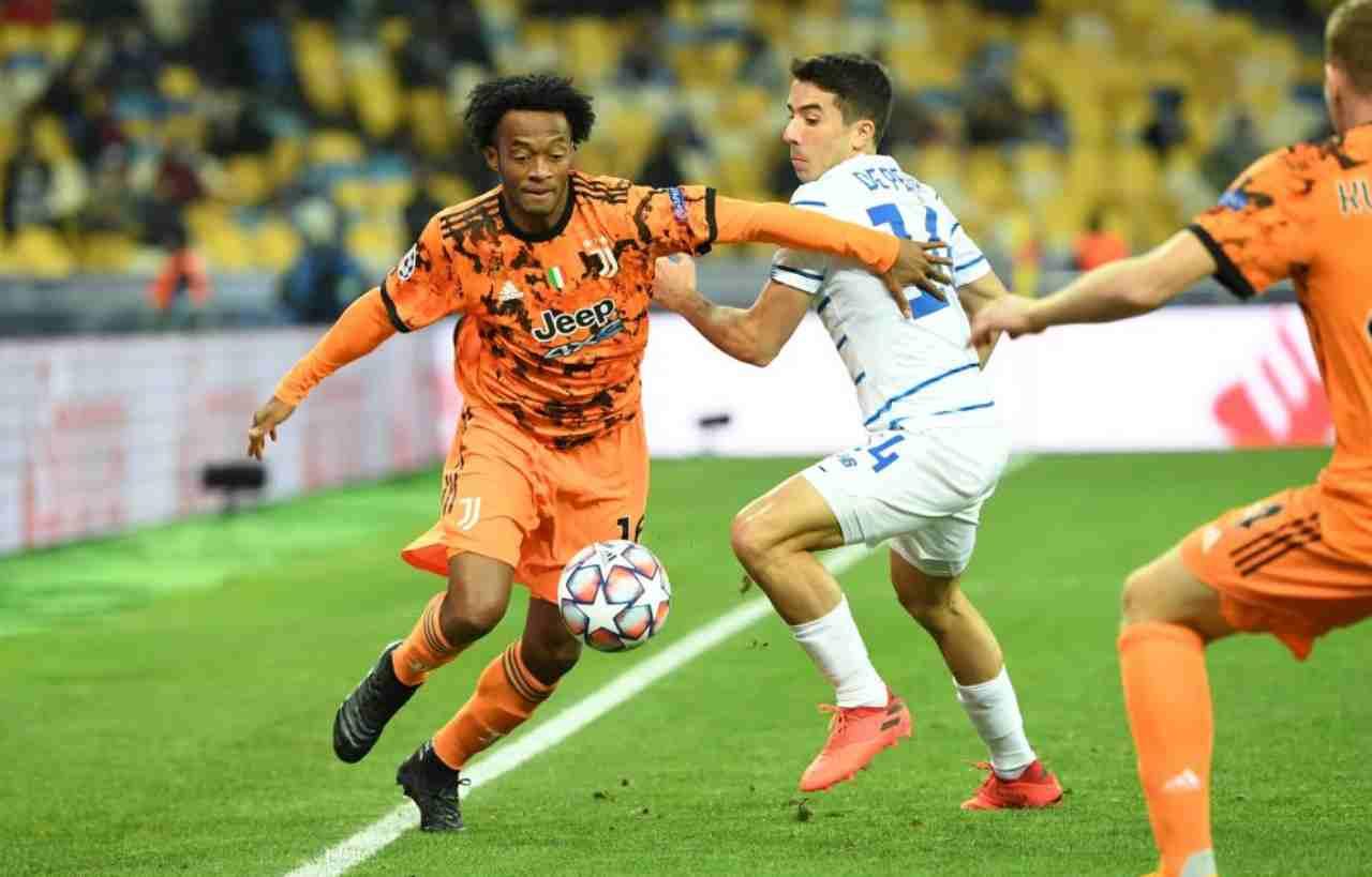 Juventus-Dinamo Kiev, i precedenti della sfida (Getty Images)