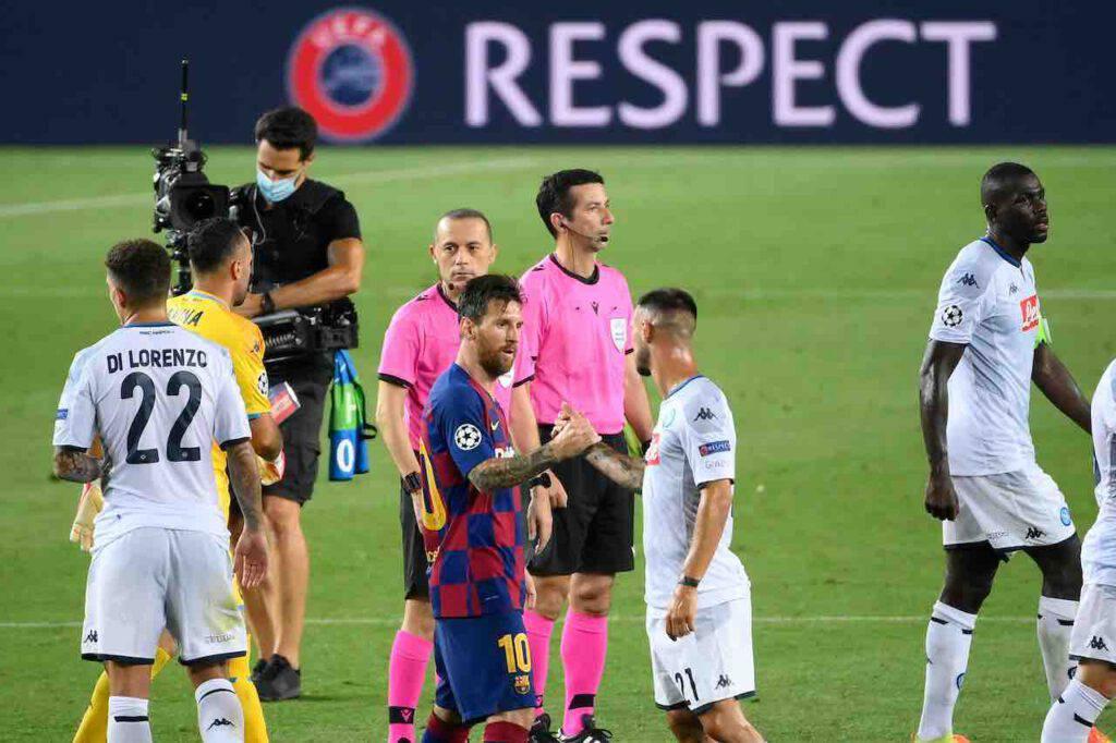 Diritti tv 2021-24, Dazn tenta il colpaccio con la Champions League (Getty Images)