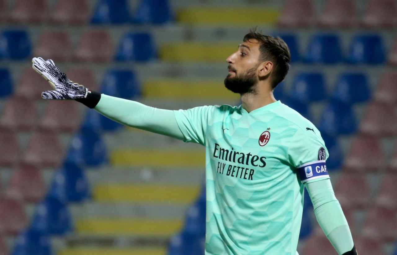 Donnarumma valuta il rinnovo col Milan (Getty Images)