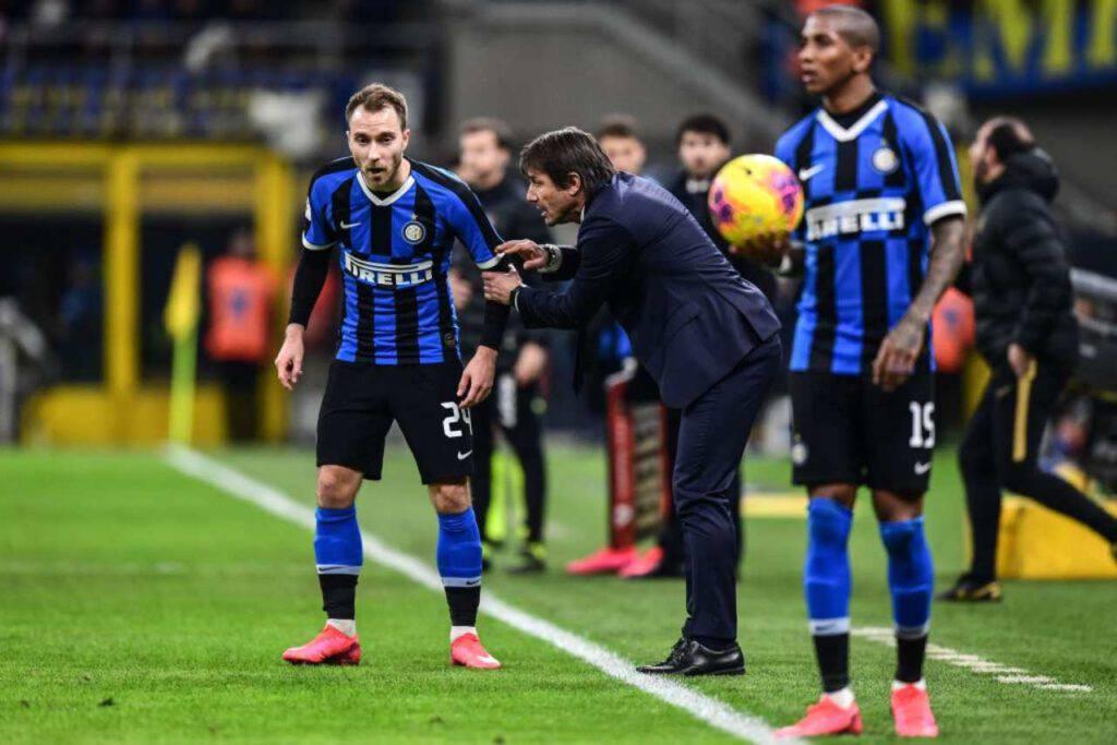 Conte dopo Inter-Milan (Getty Images)