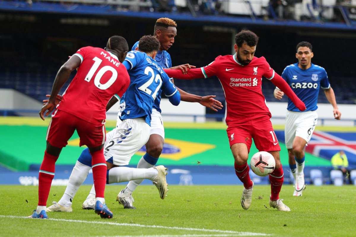 Everton Liverpool Premier League