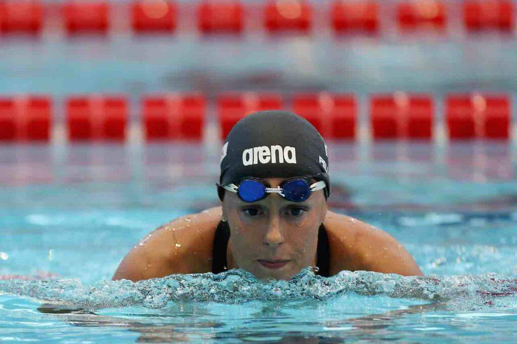 Federica Pellegrini positiva al COVID-19 (Getty Images)