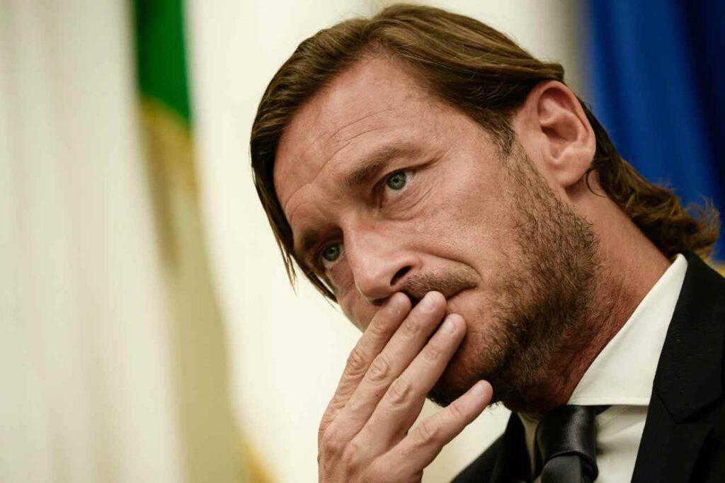 Totti torna sull'addio alla Roma (Getty Images)