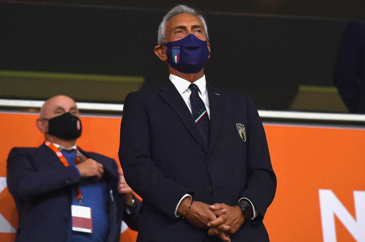Gravina Juventus Napoli